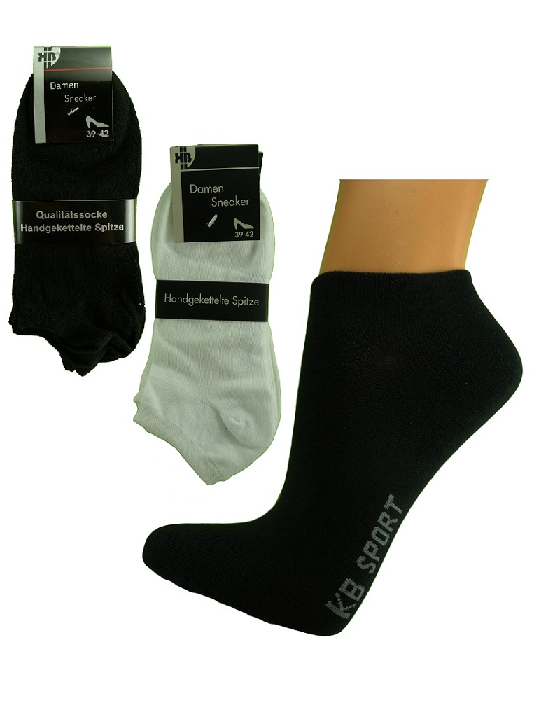 strumpf walther erlangen damen sneaker socken 80. Black Bedroom Furniture Sets. Home Design Ideas