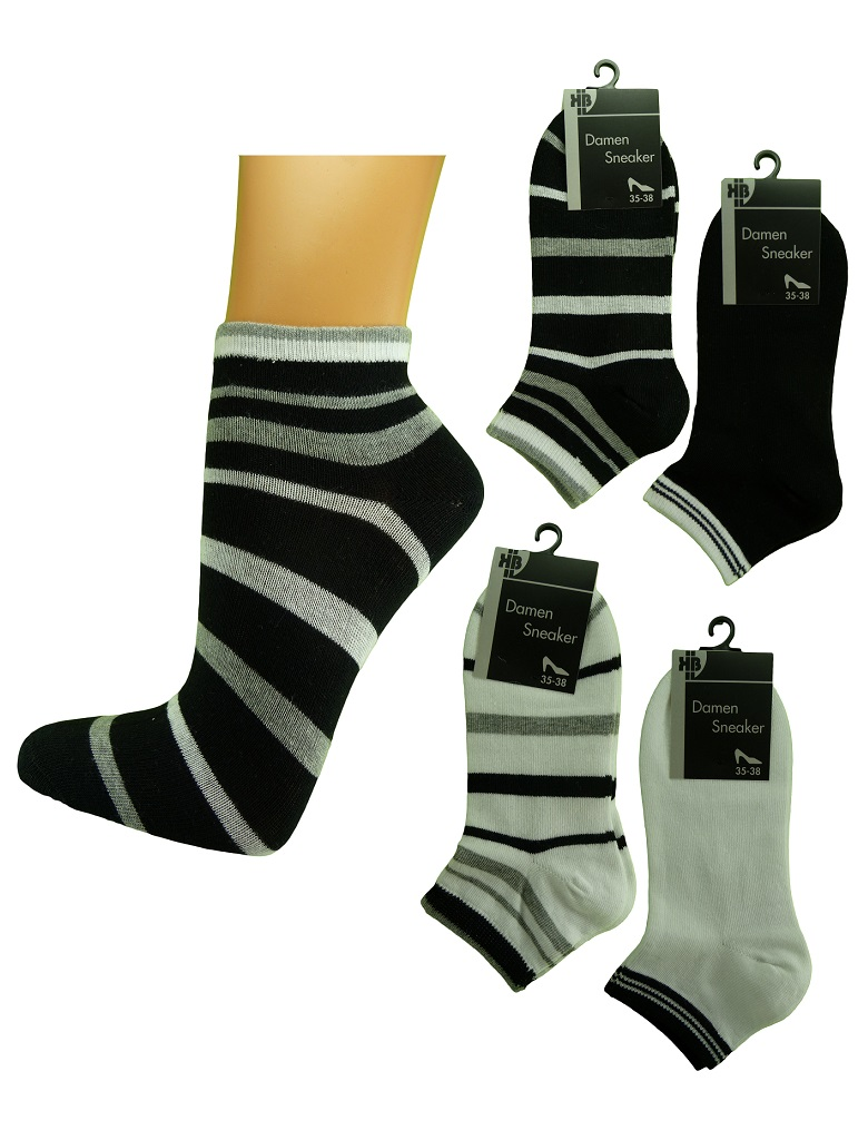 strumpf walther erlangen damen sneaker socken schwarz. Black Bedroom Furniture Sets. Home Design Ideas